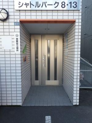 【エントランス】シャトルパーク813