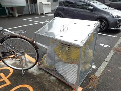 【駐車場】ヒルクレスト円山公園