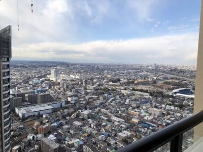 【展望】パークシティ武蔵小杉ザ・ガーデンタワーズイースト