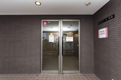 【エントランス】近鉄エルコート菊川