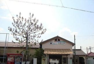 名鉄三河線 北新川駅まで2400m
