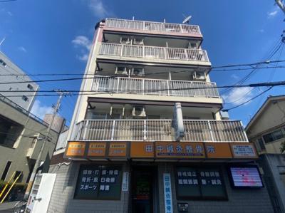 【外観】八千代ハイツ