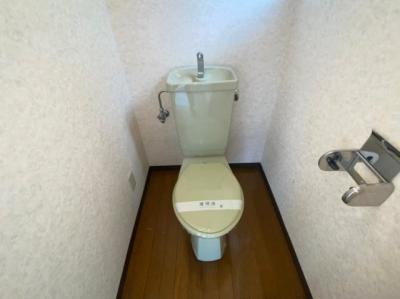 【トイレ】八千代ハイツ