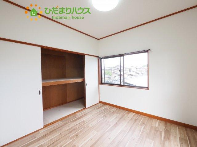 【洋室】東海村須和間-2 南台団地 中古戸建