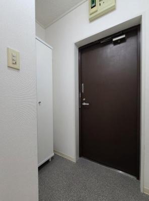 【玄関】ハイツロビン
