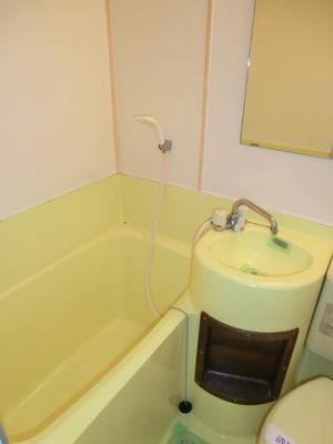 【浴室】ジュネパレス千葉第14