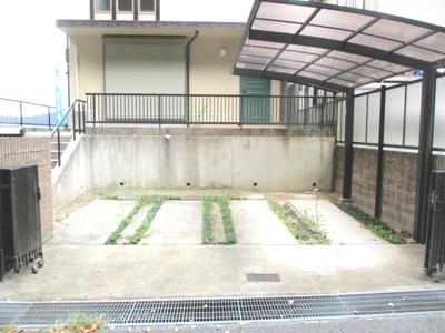【駐車場】神戸市北区大原1丁目中古戸建