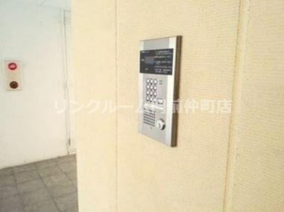 【セキュリティ】プレール・ドゥーク門前仲町