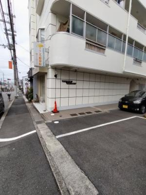 【駐車場】ロイヤルハイツ東山