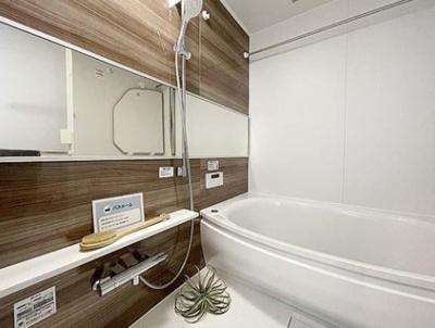 ライオンズガーデン西葛西マリーナ弐番館のお風呂です。