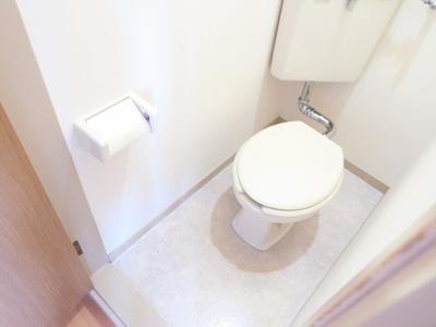 【トイレ】高橋コーポ