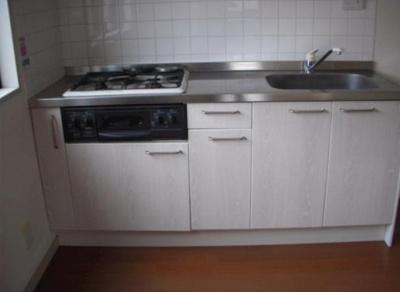 システムキッチン。