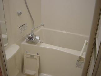 【浴室】イーストパレス弐番館