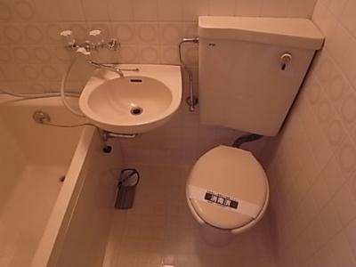 【浴室】ライオンズマンシヨン三軒茶屋第6