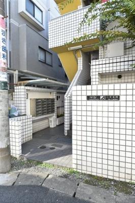 【エントランス】ハイシティ二子玉川