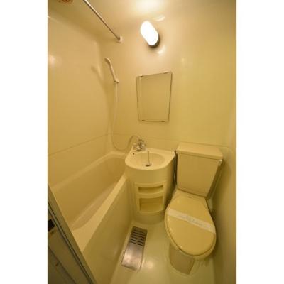 【浴室】ドミシール烏山