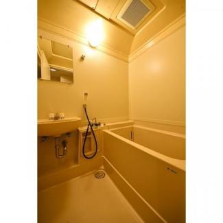 【浴室】初台パークサイドハイツ