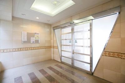 【エントランス】菱和パレス渋谷西壱番館