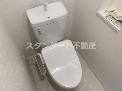 【トイレ】スプランディッド中之島WEST