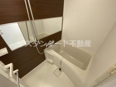 【浴室】スプランディッド中之島WEST