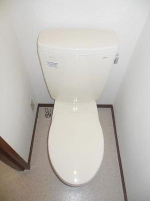 【トイレ】プラザ西鷺二号棟