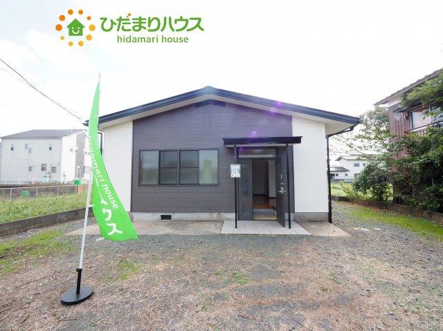 内外装リフォーム済の平屋♪ 敷地広々183坪!(^^)!