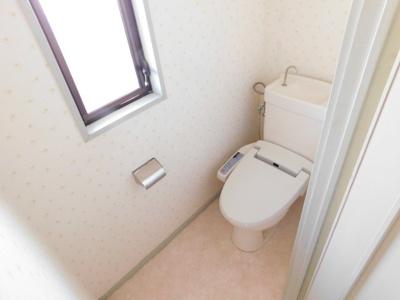 【トイレ】コモダマンション・