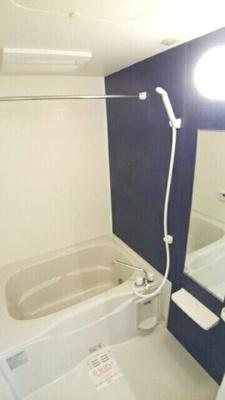 【浴室】セキュレイト ハウス花園B