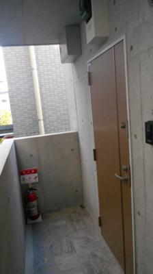 【玄関】メゾンティーグル