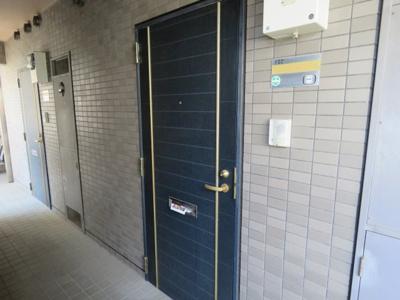 【玄関】レジデンスコスモスⅡ