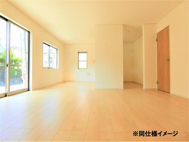【内観:施工例】香芝市今泉第3 新築(全4棟)2号棟