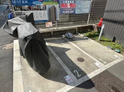 【駐車場】SEST北浜
