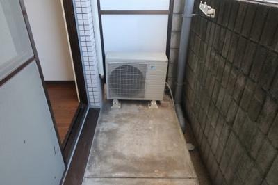 【バルコニー】サンウィズ宮田