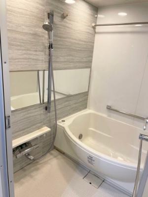 【浴室】ルネサンス瑞江ザレジデンス 角 部屋 10月末空室 2012年築
