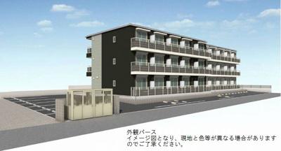 【外観】【シャーメゾン】仮)桜木5丁目新築シャーメゾン