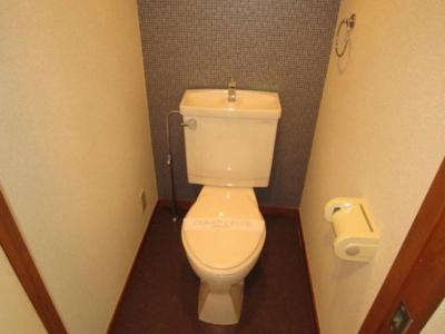 【トイレ】ファインコート北新宿