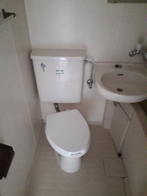 【トイレ】川島マンション