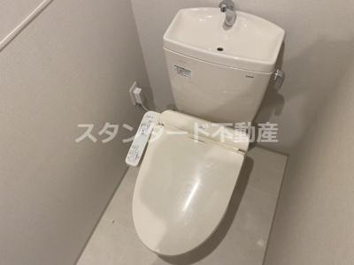 【トイレ】ハイデンス梅ヶ枝