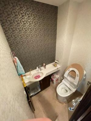 【トイレ】JGMロイヤルヒルズ長丘の杜五番館