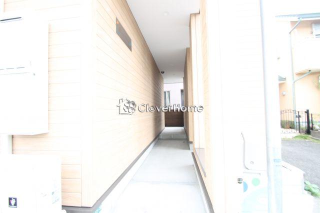 【エントランス】Moca House