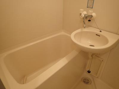 【浴室】エンドレス三井南5条Ⅰ
