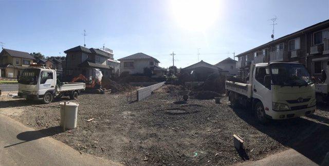【外観】野田市鶴奉21-1期 全4棟