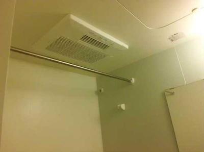【その他】ミニョン若林 駅近 築浅 バストイレ別 浴室乾燥機