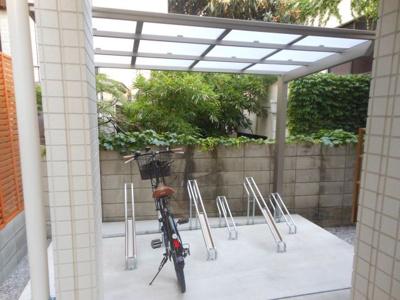 【その他共用部分】ミニョン若林 駅近 築浅 バストイレ別 浴室乾燥機