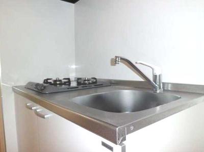 【キッチン】ミニョン若林 駅近 築浅 バストイレ別 浴室乾燥機