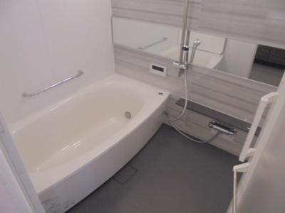 【浴室】ジュネス清水