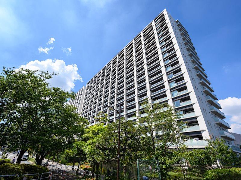 ブランズシティ品川勝島  10階 南向の画像