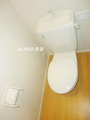 お掃除しやすいシンプルなトイレ 同一仕様