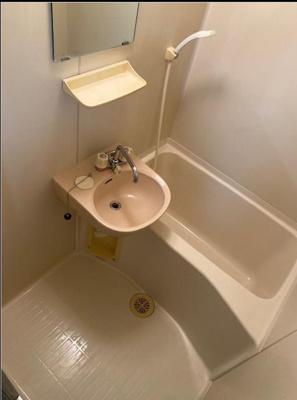 【浴室】シャトー元浅草