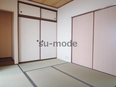 【和室】南松原平屋